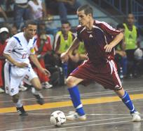 Cinco pinareños al mundial de Futsal